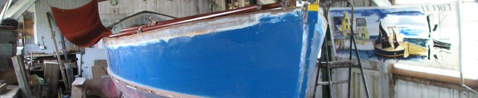 la fretoise en chantier 2009